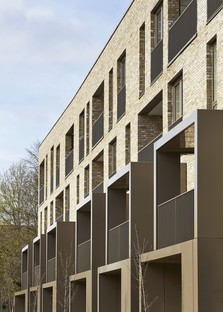 Alison Brooks Architects Ely Court Londres