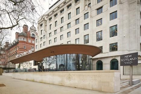 Allford Hall Monaghan Morris New Scotland Yard Londres