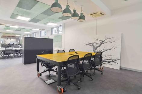 Studio DC10 Copernico un nouveau concept pour les lieux de travail
