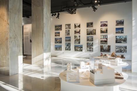Six architectes coréens à SpazioFMG