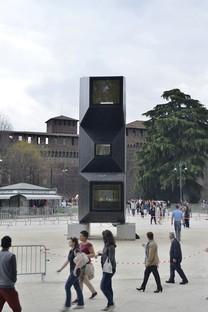 OFIS, C+C, C28 et AKT Living Unit Milano Design Week