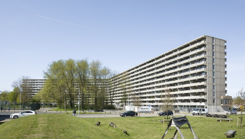NL Architects + XVW architectuur, deFlat Kleiburg