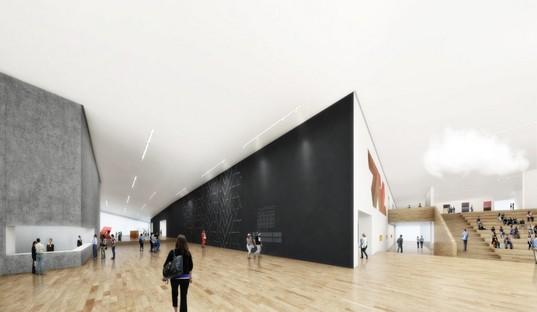 Open révèle le projet pour le Pudong Art Museum de Shanghai