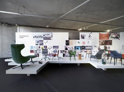 exposition Project Vitra – Design, Architecture, Communications (1950–2017)