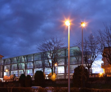Gianni Arnaudo Architetto Édifice situé Corso Giovanni XXIII à Cuneo