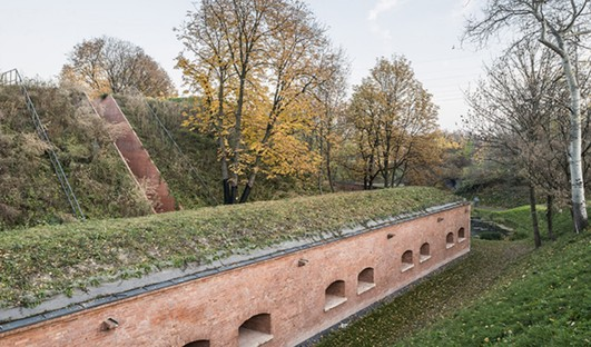 BBGK Architekci Katyn Museum Varsovie  EU Mies Award 2017