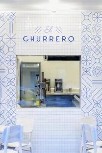 Cadena Asociados pour El Moro, Churros desde 1935