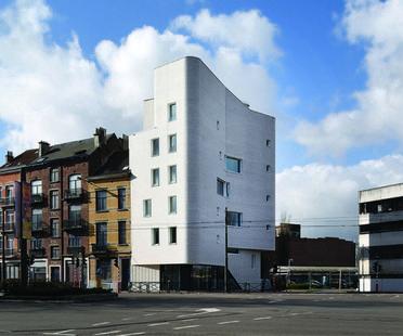 MSA/V+ Mention Spéciale Architectes Émergents EU Mies Award 2017