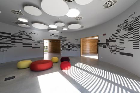 Mario Cucinella Architects Inauguration de la Maison de la Musique à Pieve di Cento