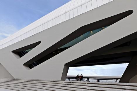 Zaha Hadid Architects Gare TGV Afragola Naples