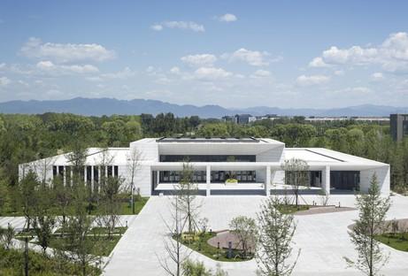 GMP Huawei Technological Factory Buildings, Pékin