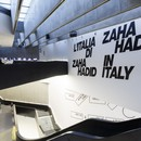 Exposition L'Italia di Zaha Hadid au Maxxi
