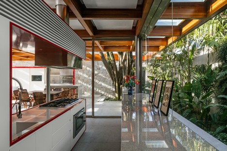 Perkins + Will Architecture House around the Tree São Paolo Brésil