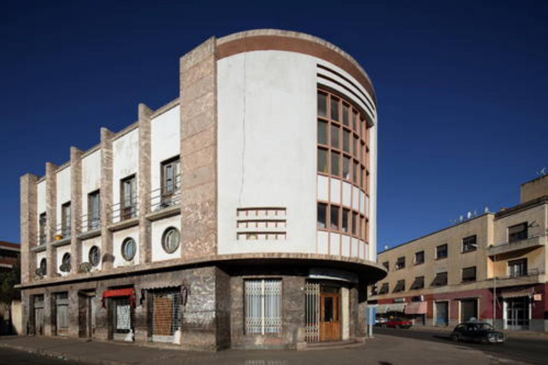 Asmara, une ville moderniste de l'Afrique UNESCO World Heritage