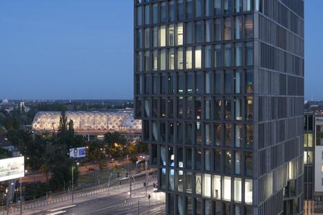 MVRDV signe Baltyk un nouveau bâtiment iconique pour Poznan en Pologne