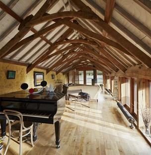 David Sheppard Architects Cob Corner la maison d'un architecte