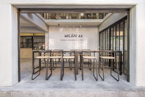 Francisco Pardo Arquitecto Milán 44 Mexico