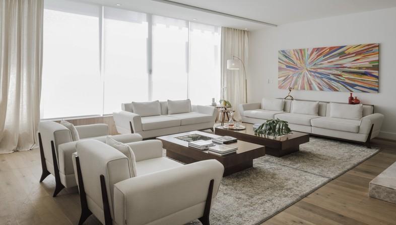 Nautica Apartment au Panama, Ventura Arquitectos et Laura Sanchez