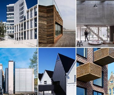 Les projets finalistes du RIBA Stirling Prize