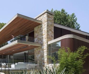 Luigi Rosselli Architects Sticks & Stones Home