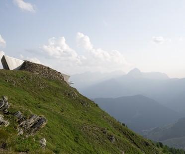 Le Prix Andrea Palladio Italie pour les musées de Reinhold Messner