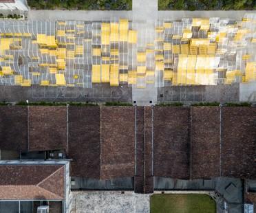 Pavillon Martell premier projet en France de SelgasCano Architects