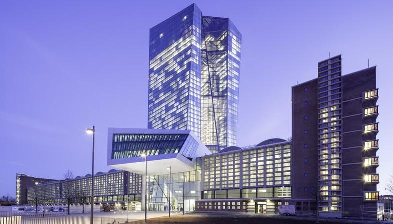 COOP HIMMELB(L)AU siège de la BCE à Francfort