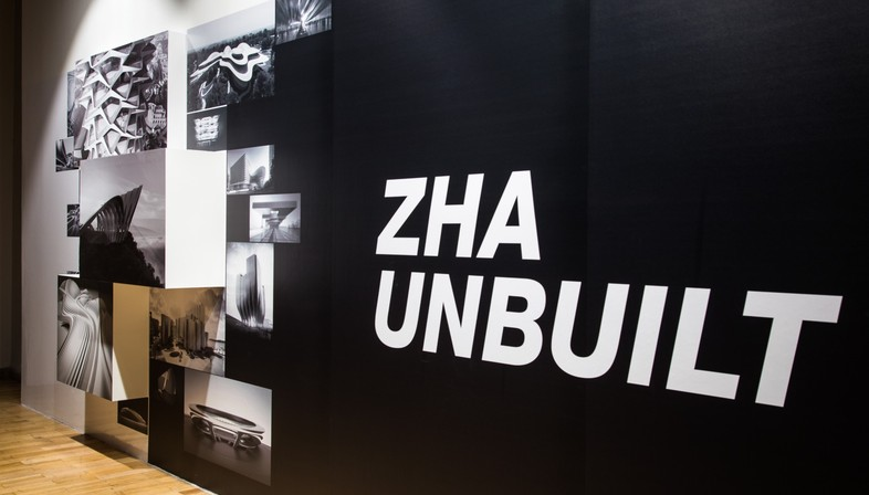 Exposition Zaha Hadid Architects: Unbuilt à la Jaroslav Fragner Gallery Prague
