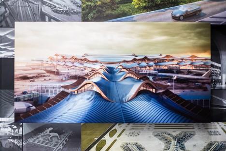 Exposition Zaha Hadid Architects: Unbuilt à la Jaroslav Fragner Gallery Prague