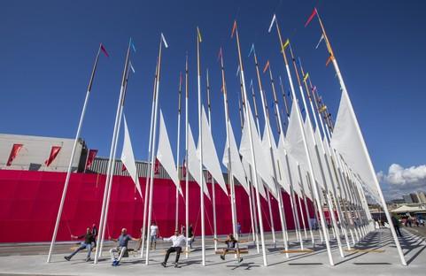 OBR Piazza del Vento un nouveau point de repère dans le paysage urbain de Gênes