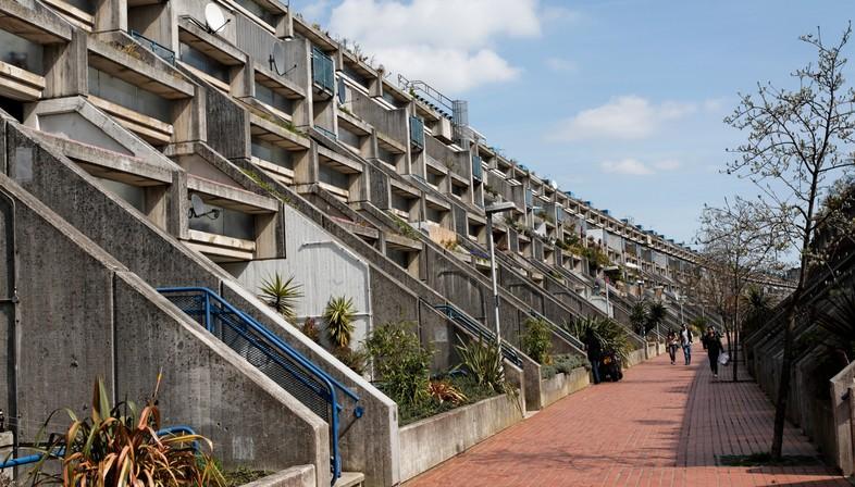 Neave Brown remporte la Royal Gold Medal 2018 pour l'architecture