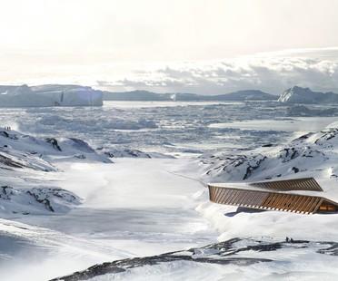 Dorte Mandrup Arkitekter The Icefiord Centre à Ilulissat Groenland