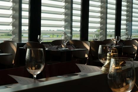 Iosa Ghini Associati nouveau pont-restaurant à Novara