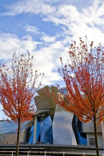 Les 20 ans du Guggenheim Museum Bilbao oeuvre de Frank Gehry