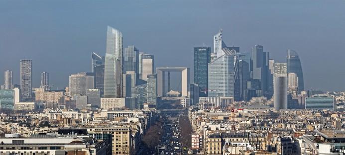 PCA-STREAM the Link un nouveau point de repère urbain à Paris