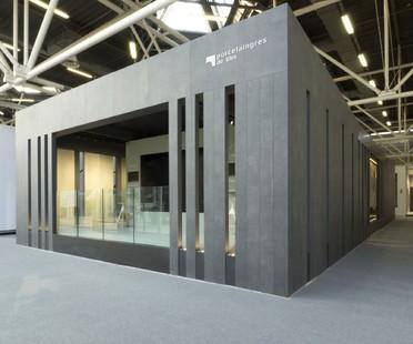 Urban House, Between Vision and Reality - Porcelaingres au salon Cersaie 2017