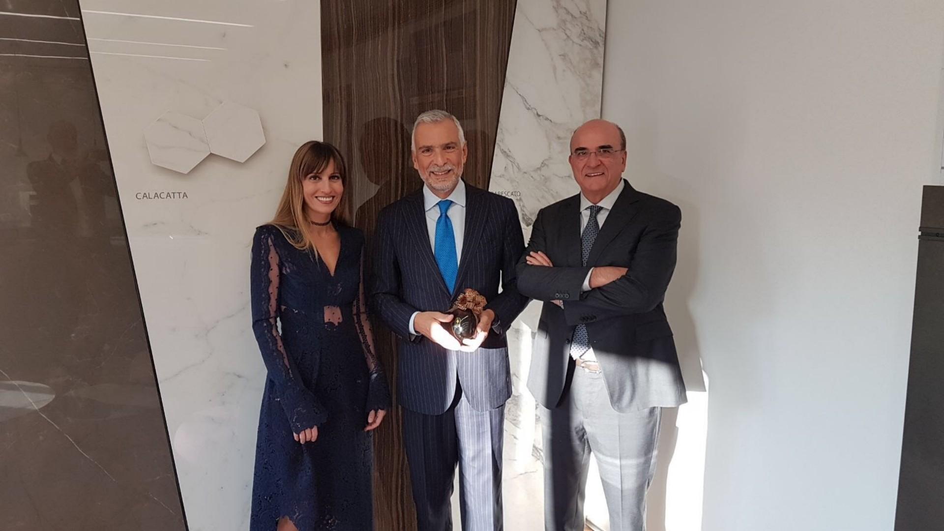 Inaugurée l'Oficina Técnica Matimex Iris Ceramica Group
