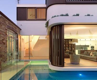 Luigi Rosselli Architects Pool House à Randwick