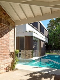 Luigi Rosselli Architects Pool House à Randwick