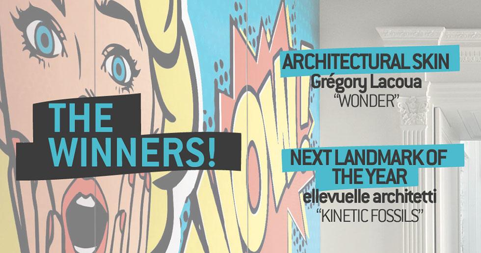 Les lauréats de Next Landmark Architectural SKIN