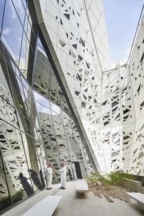 Zaha Hadid Architects Centre de recherche KAPSARC Riyad