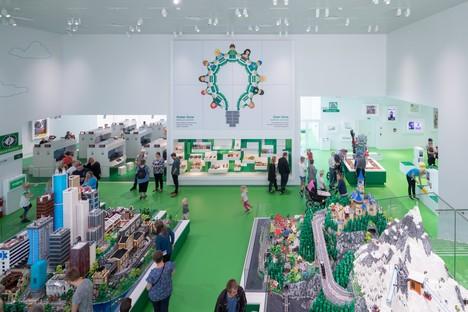 BIG Bjarke Ingels Group La maison des petites briques Lego Billund Danemark