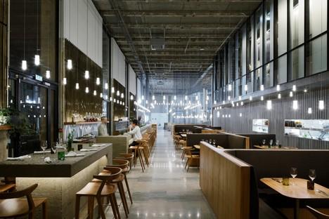 Lina Ghotmeh Architecture restaurant Les Grands Verres Palais de Tokyo de Paris