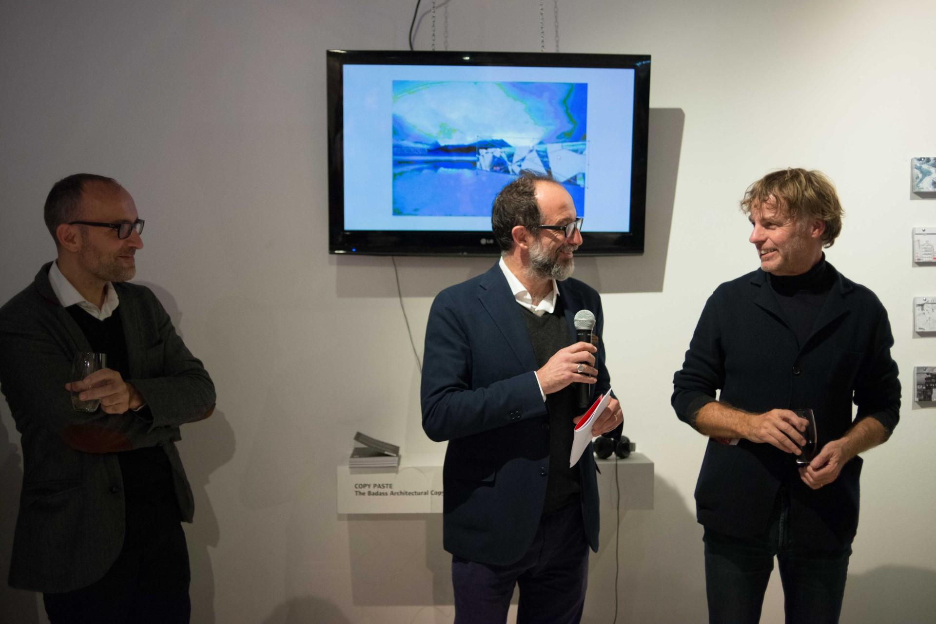 Winy Maas et l'expérience de The Why Factory au SpazioFMG