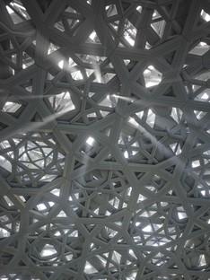 Jean Nouvel Louvre Abu Dhabi le musée et la mer