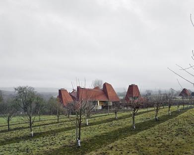 Macdonald Wright Architects Caring Wood une maison de campagne du XXIe siècle