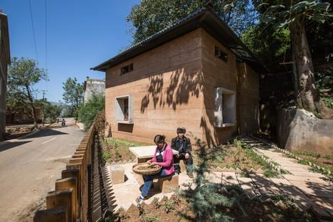 La maison prototype du village de Guangming sacrée World Building of The Year 2017