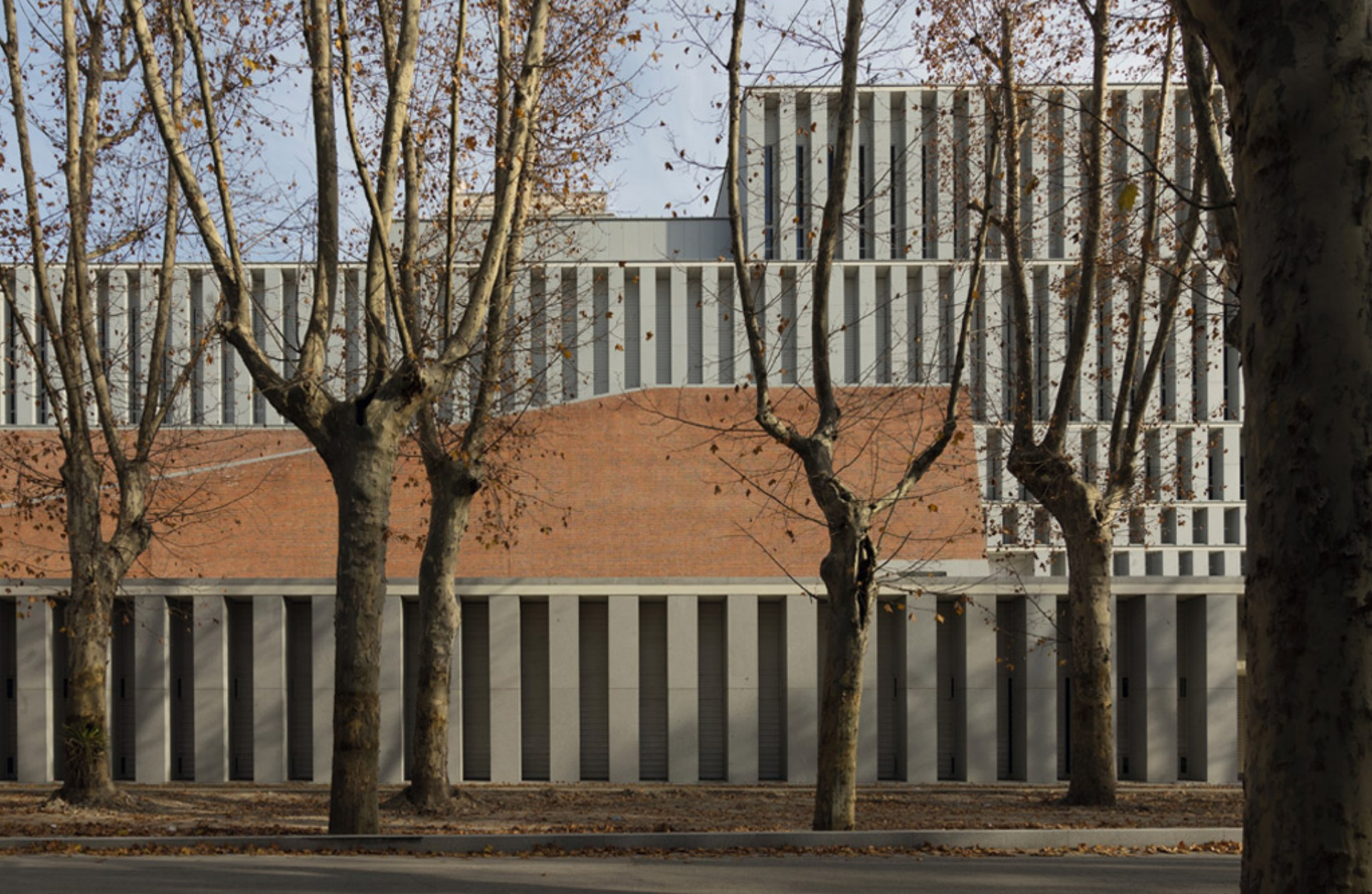 Les lauréats du BigMat 17 International Architecture Award