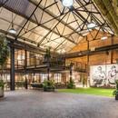 BPN Architects d'ancienne usine à espace créatif The Compound  Birmingham