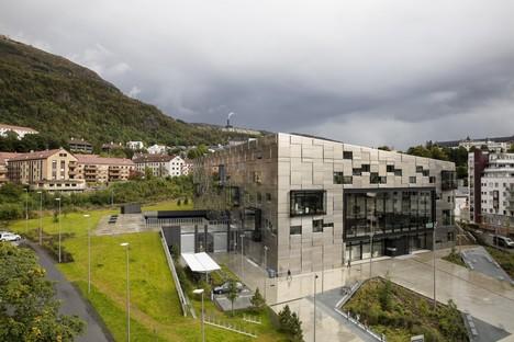 Snøhetta Faculté des Beaux-Arts, de Musique et de Design à Bergen